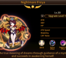 Nightmare Freya