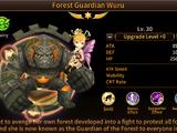 Forest Guardian Wuru