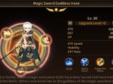 Magic Sword Goddess Irene