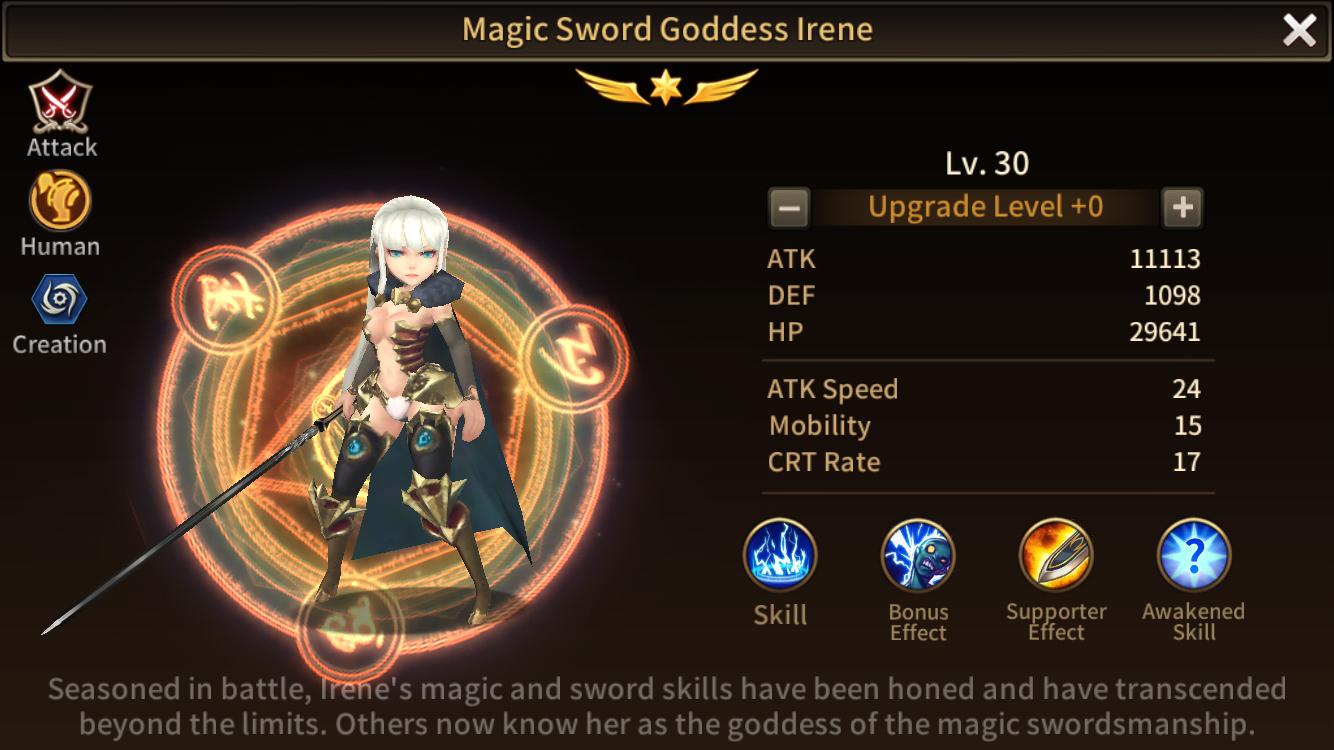 Magic Sword Goddess Irene | Soulseeker Wiki | FANDOM powered by Wikia