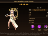 Whirlwind Assassin Minnet