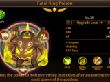 Fatal King Poison