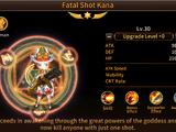 Fatal Shot Kana