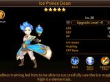 Ice Prince Dean