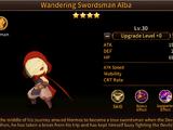 Wandering Swordsman Alba