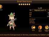 Dead Shot Kana