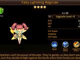 Fairy Lightning Magician