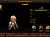 Skilled Fighter