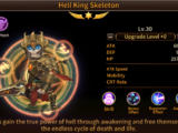 Hell King Skeleton