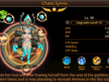 Chaos Sylvia