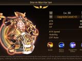 Storm Warrior Ian
