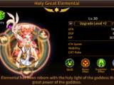 Holy Great Elemental