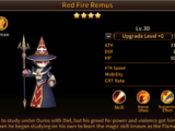 Red Fire Remus