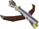 Chaotic crossbow detail