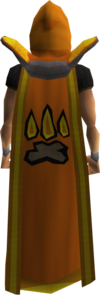Firemaking cape (t) equipped