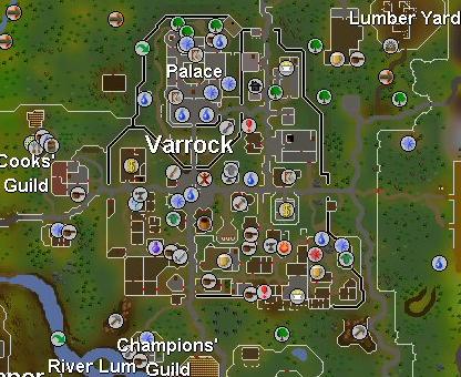 Image - Varrock map.png | Soulsplit Wiki | FANDOM powered by Wikia