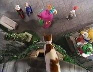 Barney's Adventure Bus Sound Ideas, CAT - DOMESTIC SINGLE MEOW, ANIMAL 03