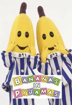 Bananas in Pyjamas cover