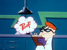 Dexter's Laboratory Sound Ideas, POOF, CARTOON - FOOF, 1