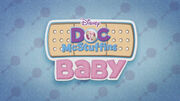 Doc McStuffins Baby Title