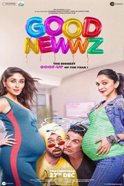 Good Newwz Poster