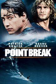 Point Break (1991) Poster