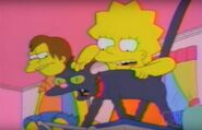 The Simpsons Hollywoodedge, Cats Two Angry YowlsD PE022601 (Second Yowl)