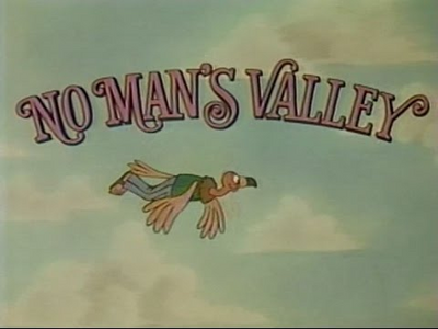 No Man's Valley Title Card