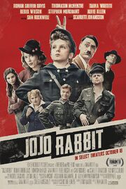 Jojo Rabbit 2019 Movie Poster
