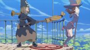 Little Witch Academia (2013) Hollywoodedge, Bullet Ricochet OffH PE097101