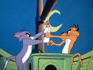 Tom and Jerry Cat and Dupli-cat MGM, GULP, CARTOON - JERRY GULP-4