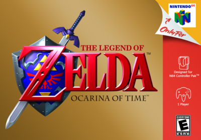 The Legend of Zelda: Ocarina of Time | Soundeffects Wiki