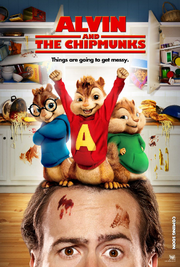 Alvin and the chipmunks 2007 poster