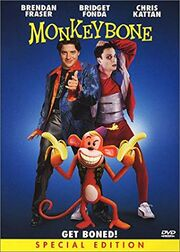 Monkeybone (2001) Poster