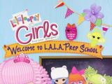 Lalaloopsy Girls: Welcome to L.A.L.A. Prep School (2014)