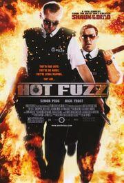 Hot Fuzz (2007) Poster