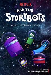 Ask the StoryBots official show poster