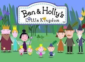 Ben and Holly's Little Kingdom Title