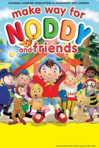 Make way for noddy cover
