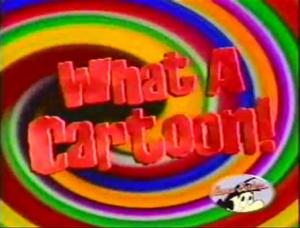 What a cartoon title