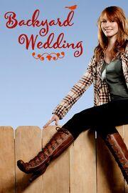 Backyard Wedding 2010 Movie Poster