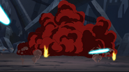 Star Wars Clone Wars CHAPTER 21 SKYWALKER, BULLET - HOTH BLASTER RICOCHET