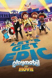 Playmobil The Movie (2019) Poster