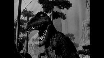 Sound Effects - Tyrannosaurus Rex (The Land Unknown)