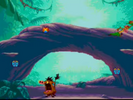 Lion King SNES Bug Toss BURP - LARGE BURP, HUMAN 02