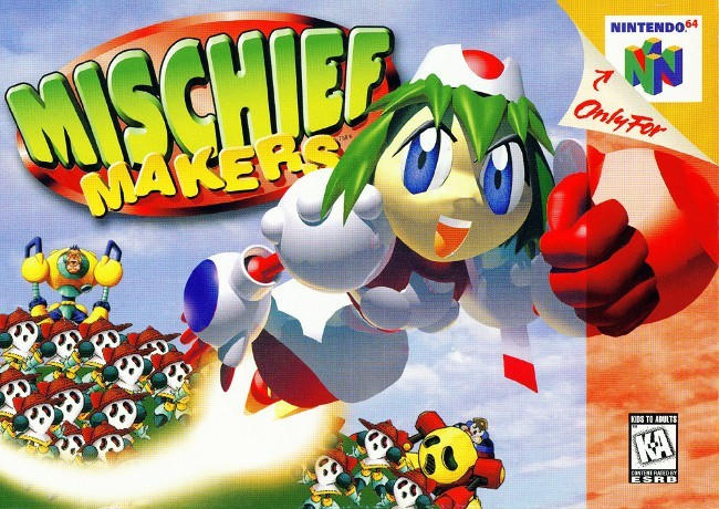 Mischief Makers (Video Games) | Soundeffects Wiki | FANDOM powered