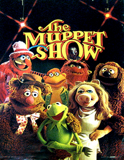 The muppet show cover