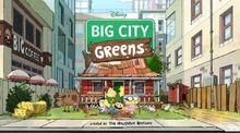 Big City Greens Title