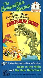 The Berenstain Bears Beginner Book Video The Missing Dinosaur Bone