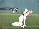 Tom and Jerry Cartoons Sound Ideas, GUN, RICOCHET - SHORT THIN RICOCHET, BULLET 02